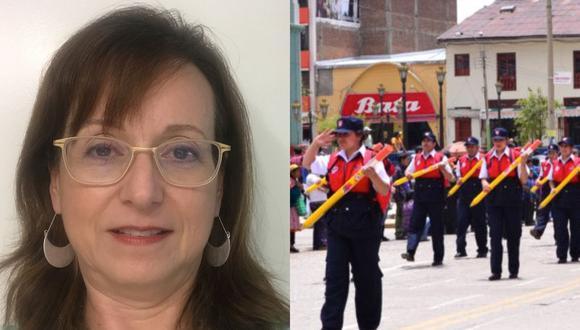 María Werlau, Directora Ejecutiva de Archivo Cuba, se refiere a la inferencia del comunismo de Cuba en países como Perú.