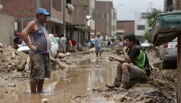 Ingenieros presentan propuesta técnica para restituir el ancho natural del cauce de los ríos. (Anthony Niño de Guzmán)