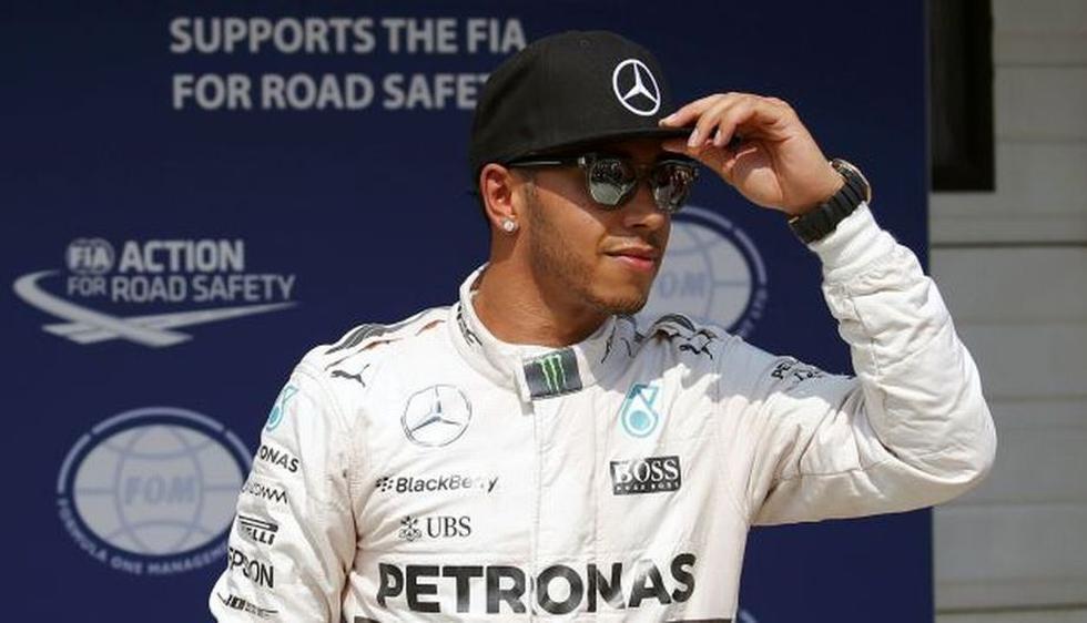 Fórmula 1: Lewis Hamilton logró su novena 'pole' en la temporada. (Reuters)