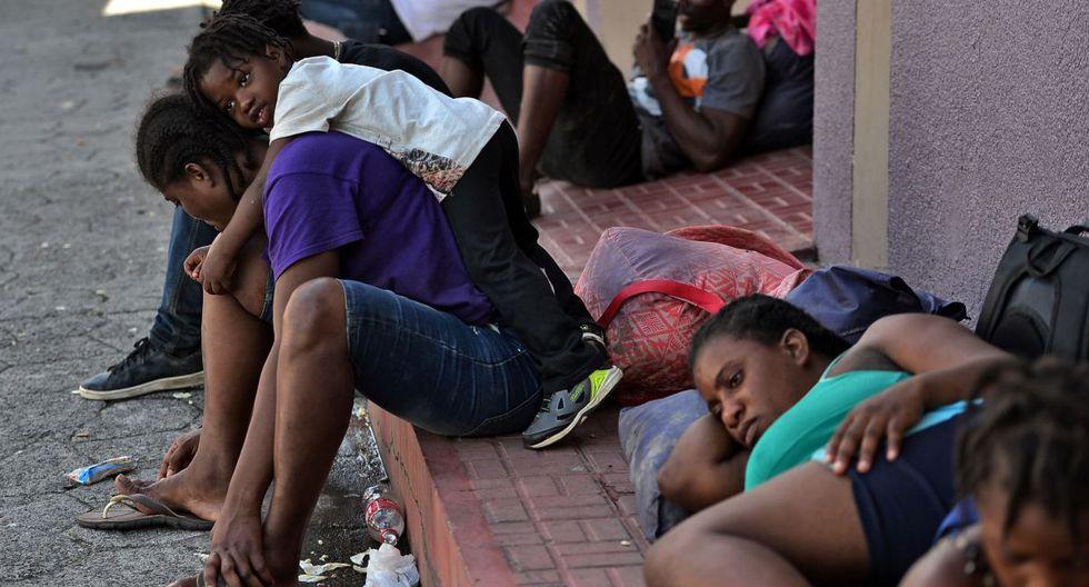 Haití: Cientos de miles sufren secuelas económicas tras meses de protestas. (AFP)