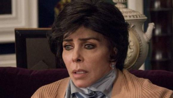 La casa de las flores 3: Virginia de la Mora, ¿realmente reaparece al final de la serie?  (Foto: Netflix)