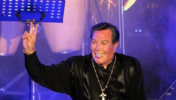 Santiago Rogelio Farfán Holguín, conocido como Jimmy Santy, es un cantante peruano de la nueva ola que gozó de éxito y popularidad en la década de lo 1960 y 1970 (Foto: Facebook)