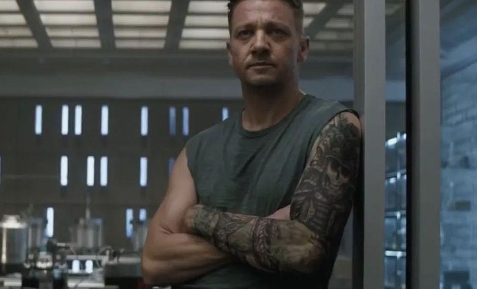Avengers: Endgame: ¿qué significa el nuevo tatuaje de Clint Barton / Ronin / Hawkeye? | Avengers 4 (Foto: Marvel Studios)