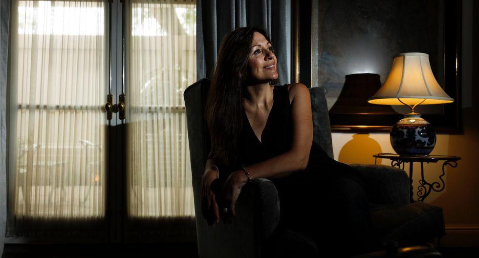 Lidia Barroso, cantante argentina que participa en el tributo 'A Chabuca'. (FOTOS: CARLOS TAMASHIRO).