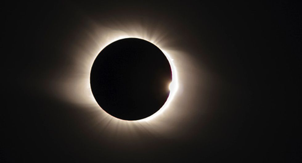 ECLIPSE SOLAR (Foto: Getty)