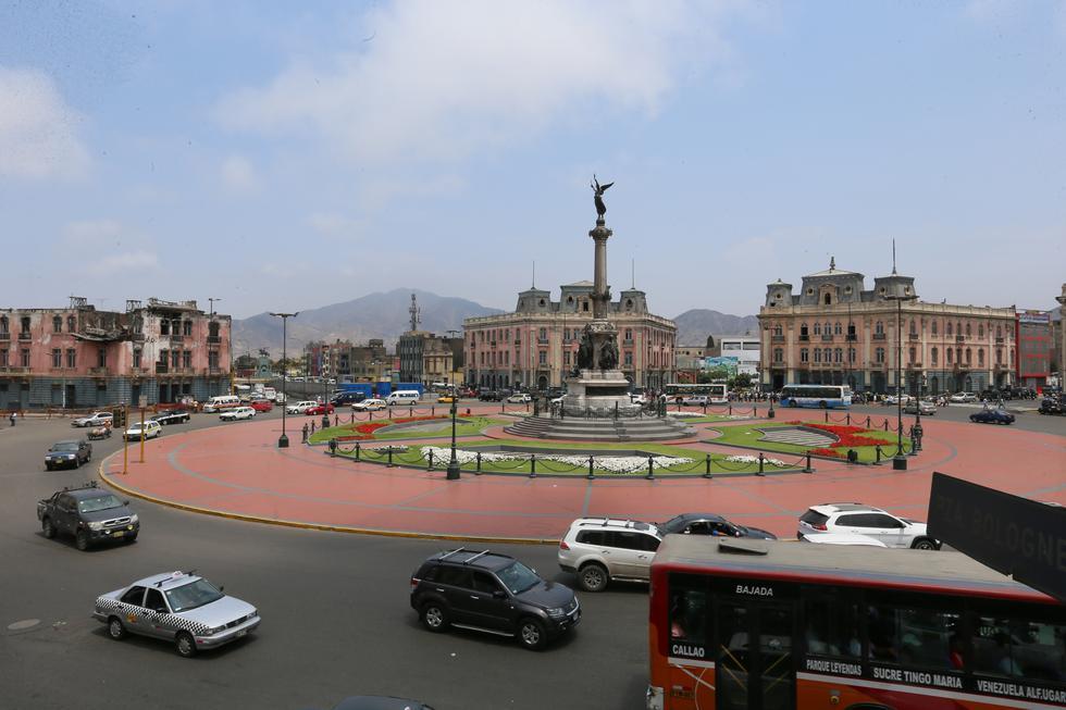 La Central Unitaria de Trabajadores del Perú (CUT Perú) y sus sindicatos afiliados realizarán un Mitin en la Plaza Dos de Mayo. (El Comercio)