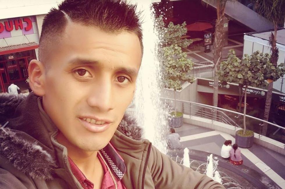 Walmer Peña Neira mató a cuchillazos a joven de 20 años en Independencia. El asesino está detenido en la Deprincri. | Facebook