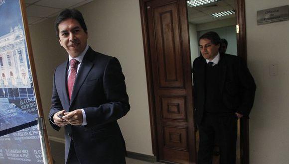Jose Miguel Castro se acogió a la colaboración eficaz. (Foto GEC)