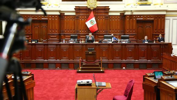 Sesión del pleno se realizará este sábado a las 9 de la mañana. (Foto: Congreso)