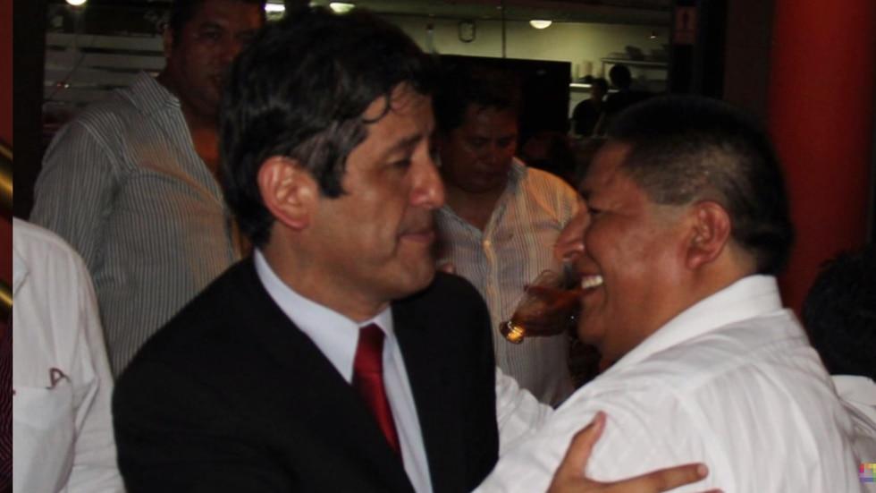 Ambos fueron miembros del Consejo Nacional de la Magistratura. (Foto: Willax)