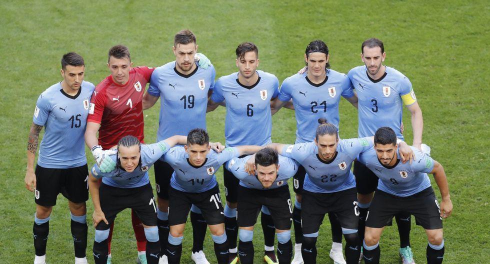 De ganar este partido, Uruguay terminaría la fase de grupos logrando un puntaje perfecto. (AP)