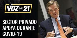 COVID-19: Carlos Neuhaus sobre el aporte del sector privado durante cuarentena