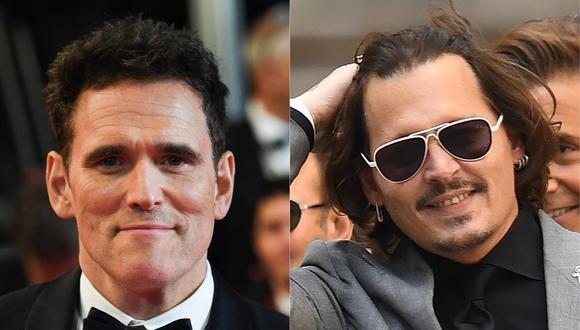 Johnny Depp y Matt Dillon se suman a las celebraciones de la 68 Festival de Cine de San Sebastián. (Foto: AFP)