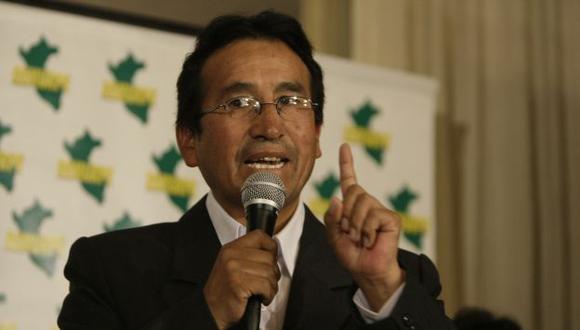 Indicó que esta disposición mejoraría las condiciones del diálogo con el Gobierno. (Rafael Cornejo)