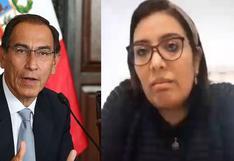 Procuraduría de Moquegua solicita ampliar denuncia contra Martín Vizcarra y Karem Roca