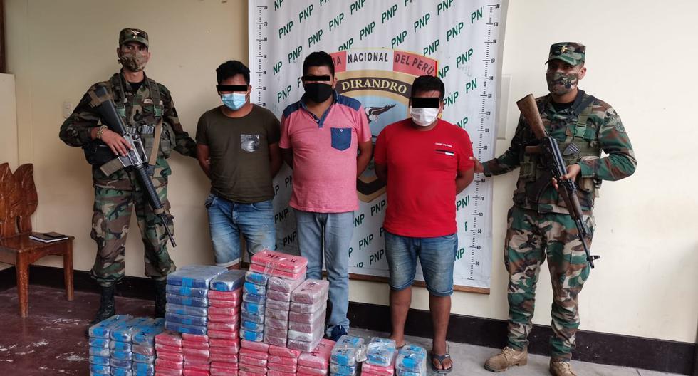 """Junín: Cae camioneta con 168 kilos de coca y en persecución intervienen otra unidad """"campana"""""""
