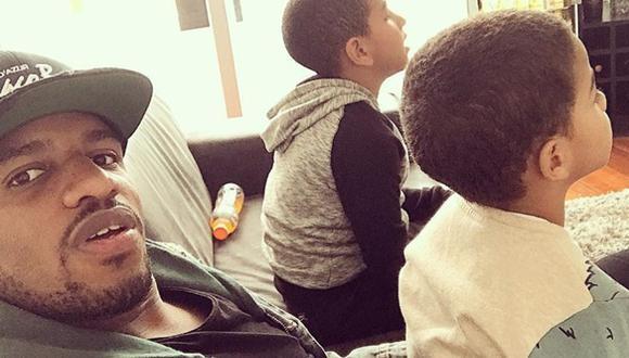 El delantero de Lokomotiv tiene tres hijos. (@jefferson_farfan_oficial)