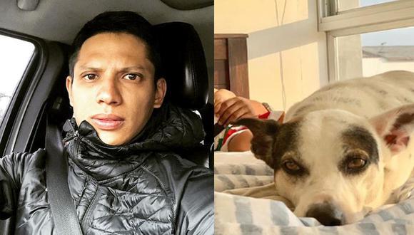 André Silva dedicó un conmovedor mensaje a su mascosta que perdió durante la cuarentena. (Instagram)