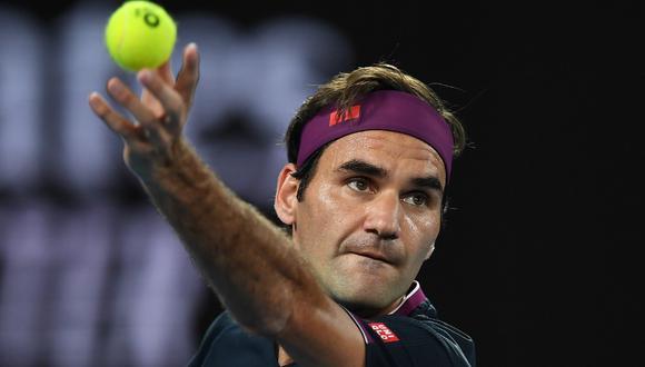 Federer vuelve a medirse contra John Millman, quien lo sorprendió en la cuarta ronda del Abierto de Estados Unidos en 2018. (Foto: AFP)