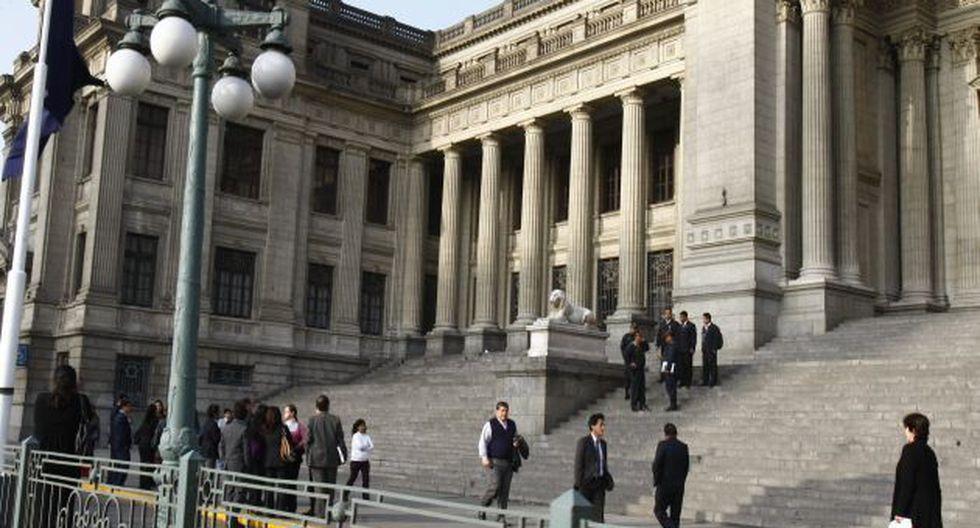 Piden homologar las remuneraciones de los jueces. (USI)