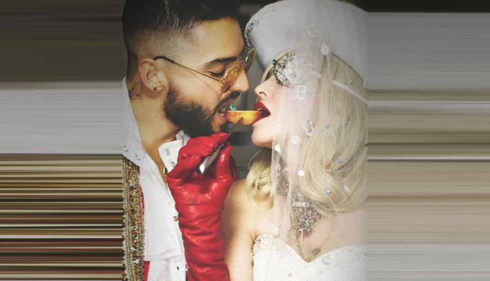 """Maluma y Madonna estrenaron en YouTube su nueva colaboración titulada """"Medellín"""". (Foto: Maluma)"""