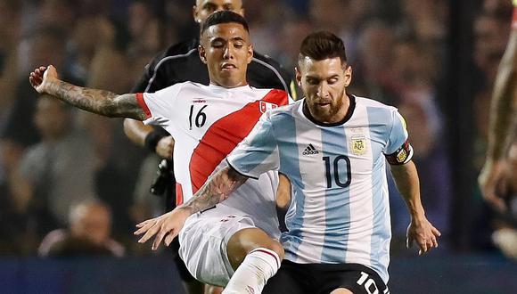 Sergio Peña fue uno de los jugadores que Ricardo Gareca descartó llevar a Rusia 2018 tras formar parte del último proceso clasificatorio. (Foto: AFP)