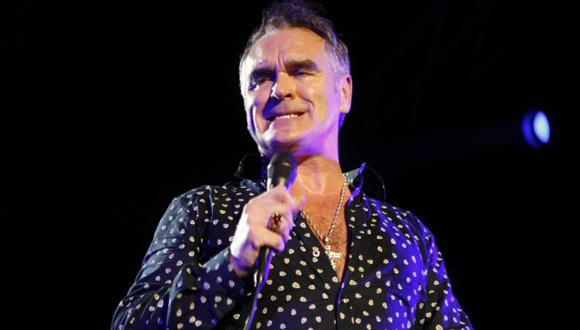 Morrissey volverá a los escenarios tras sufrir intoxicación alimenticia. (Luis Gonzales)