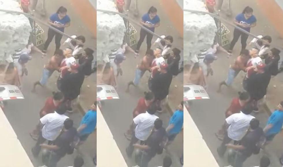 Sicarios balean y dejan gravemente herido a hombre que veía el partido Perú vs. Venezuela. (Foto: La Libertad Ahora)