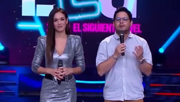 """Peter Fajardo no descarta que """"Esto es Guerra"""" tenga cuatro conductores en nueva temporada . (Foto: Captura América TV)."""