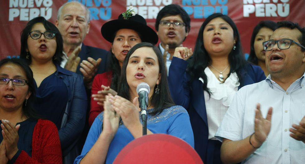 Verónika Mendoza (Luis Centurión/Perú21)