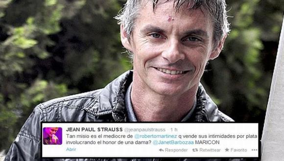 (USI/Twitter Jean Paul Strauss)