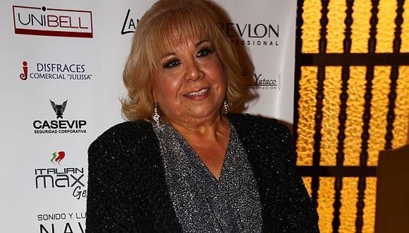'Yo soy': Murió Amparo Jara, la estilista de las pelucas. (USI)