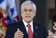 Sebastián Piñera es demandado por crímenes de lesa humanidad durante la crisis social que sacude Chile
