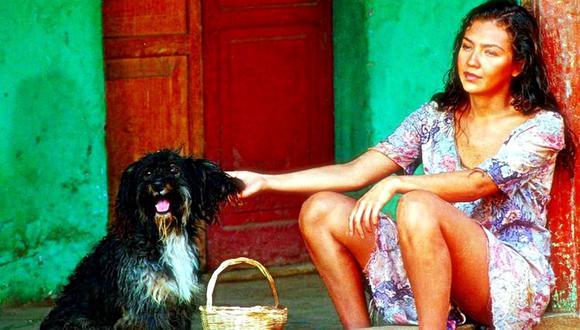 Pulgoso podía pensar y opinar sobre la vida amorosa de Marimar (Foto: Televisa)