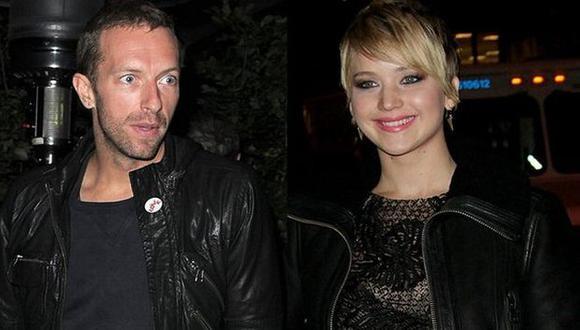 Jennifer Lawrence habría terminado su relación con Chris Martin. (elle.com)