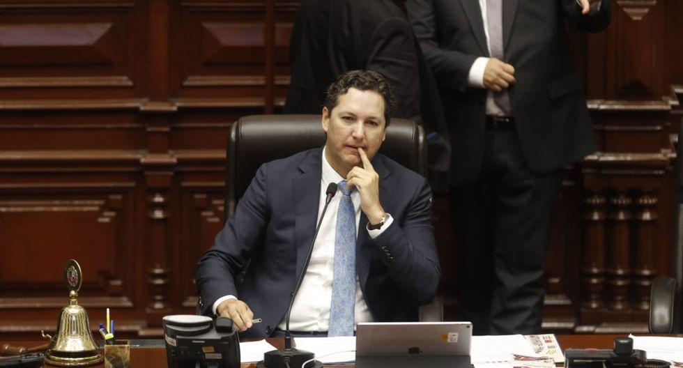 Pleno Mujer se viene desarrollando en el Congreso de la República con presencia del premier César Villanueva. (Foto.GEC/César Campos)