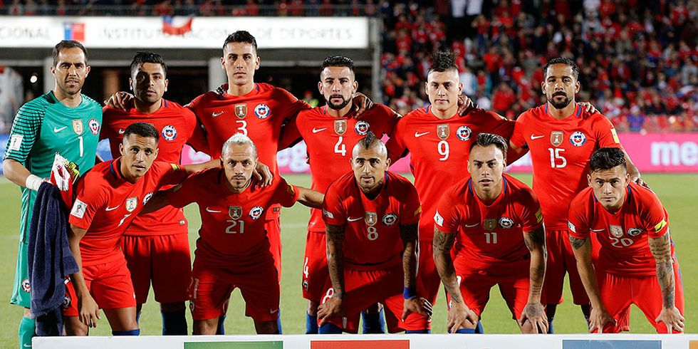 Selección chilena viene de empatar dos partidos consecutivos ante Polonia y República de Corea en amistosos FIFA. (Foto: Getty)