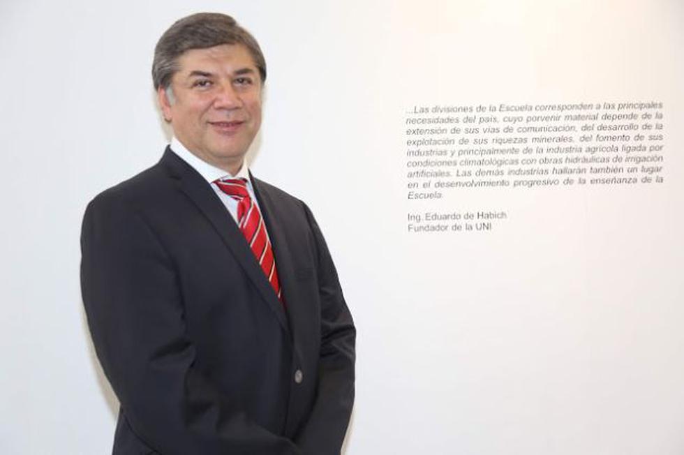 Miguel Estrada es ingeniero egresado de la Universidad Naciona de Ingeniería. (UNI)