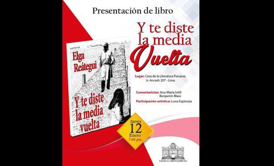 Libro se presentará este jueves 11 a las 7 p.m. (Difusión).