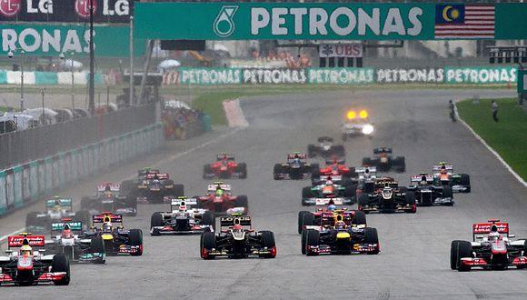 Malasia ya no organizará Gran Premio de Fórmula Uno desde 2018. (AFP)