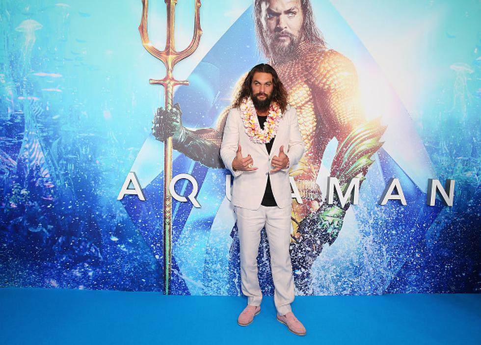 'Aquaman', que pertenece al universo cinematográfico que Warner Bros. está desarrollando sobre las historias de DC Comics, recaudó en todo el mundo 1.139 millones de dólares. (Getty)