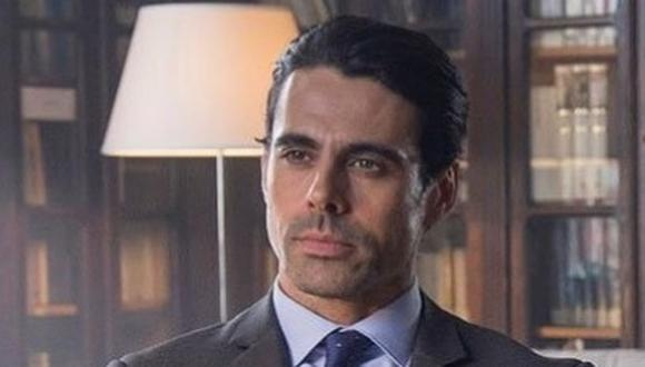Actor Emmanuel Esparza (Foto: Instagram @esparzaemmanuel)
