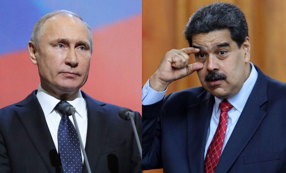 """Las declaraciones se dieron al programa """"Moscú. Putin. Kremlin"""", difundido en uno de los canales públicos más importantes. (Foto: AFP / EFE)"""
