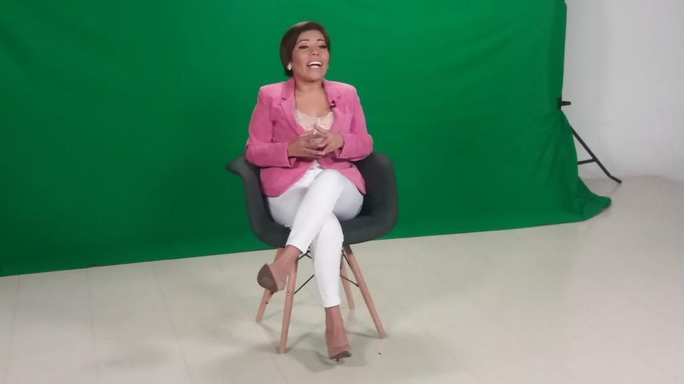 Susan Ochoa deberá pagar una penalidad de S/33 mil a Gisela Valcárcel por renunciar a 'El artista del año'. (Foto: Javier Artica