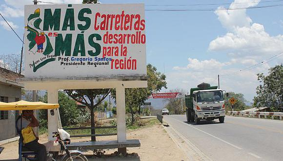 ¿Peculado? Principal opositor a Conga busca hacer política con el dinero de todos los peruanos. (Fabiola Valle)
