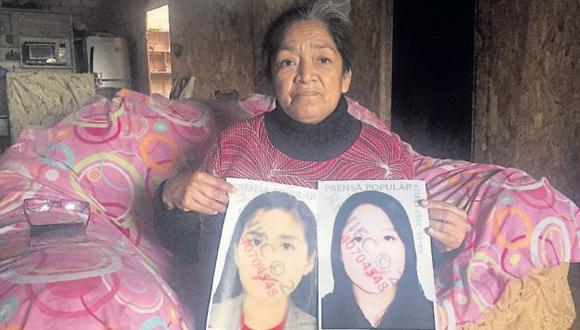 Teresa Ávila reconoció a 'Liz' y a 'Candy', las dos policías que se infiltraron en su casa con engaños entre 2011 y 2013. (Perú21)