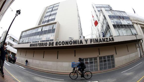 El Ejecutivo envió al Congreso el proyecto de presupuesto del sector público para 2022. El MEF ignoró las recomendaciones del exministro Mendoza y elevó la cifra total en 7.63%. (Foto: Francisco Neyra / GEC)