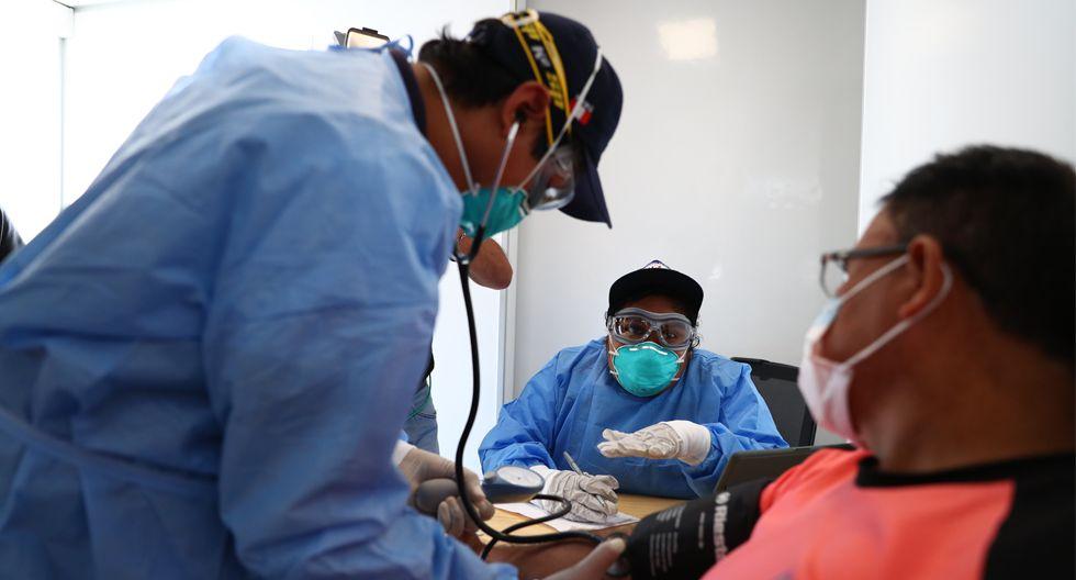 Coronavirus en Perú: SIS garantiza atención de sus afiliados a nivel nacional (Foto referencial).
