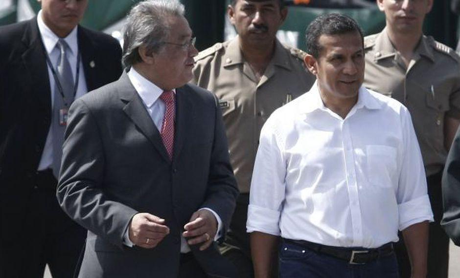 Walter Albán presentó su renuncia por motivos personales. (Mario Zapata)