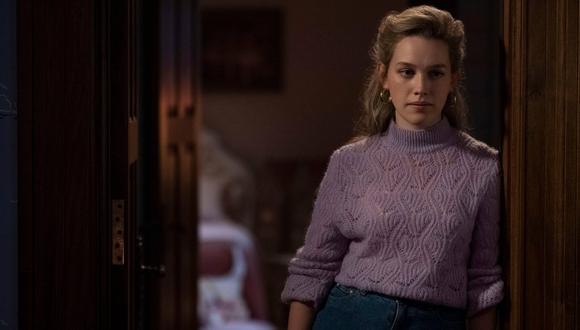 """¿Por qué Flora y Miles encerraron a Dani en el closet en """"La maldición de Bly Manor""""? (Foto: Netflix)"""